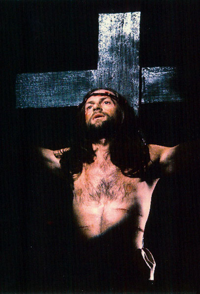 John Moreno as Jesus christ